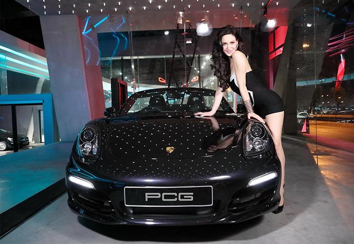 เป็นเจ้าของที่สุดของ Sport Roadster เปิดประทุน Porsche Boxster