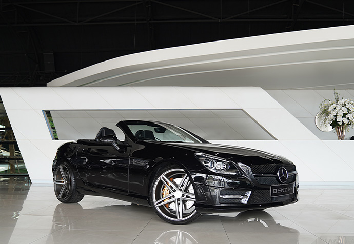 SLK200 AMG Carbon Look Edition