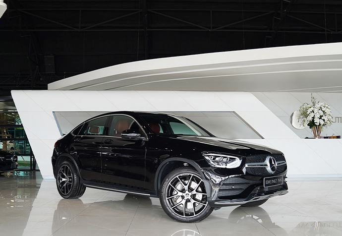 GLC220d Coupe AMG Facelift
