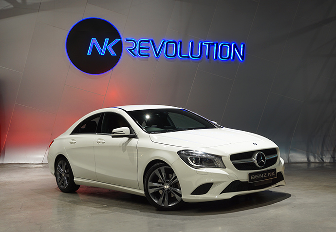 CLA200 Mercedes Benz