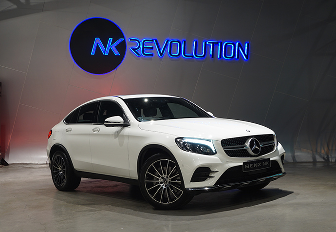 GLC250d Coupe
