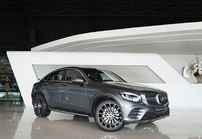 GLC250 Coupe AMG