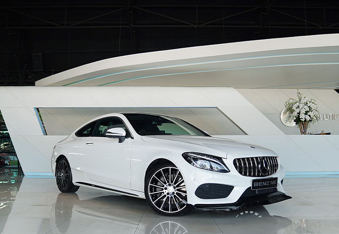 C250 Coupe AMG