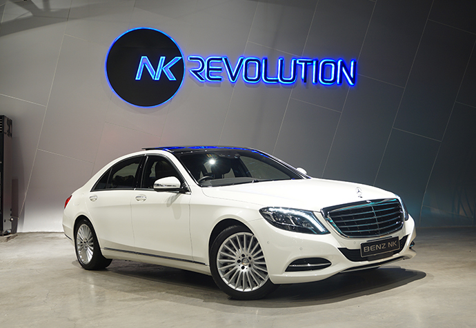 S500e Plug in Hybrid (W222) Mercedes Benz