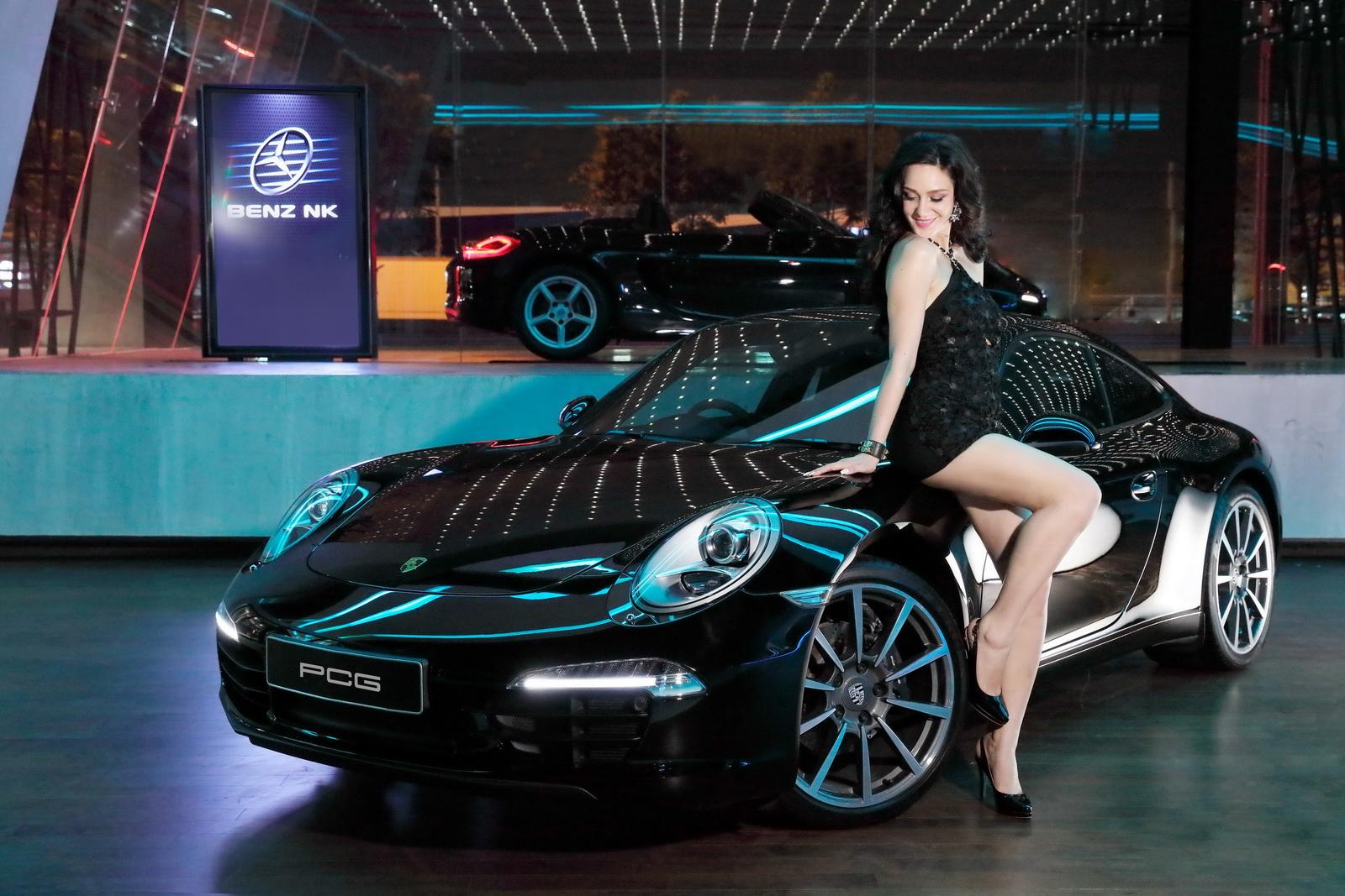 Benz Nk Porsche Car Gallery Pcg By Nk